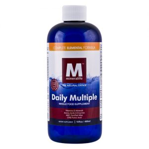 Daily Multiple Whole Food Supplement
