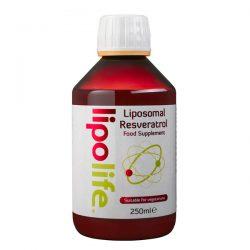 Liposomal Resveratrol Antioxidant and Cardiovascular Support