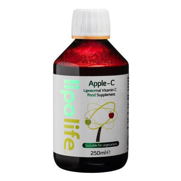 Liposomal Apple C - Antioxidant and Immune System Support