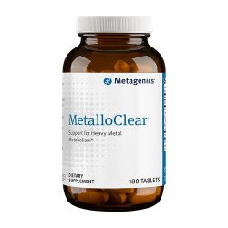MetalloClear - Heavy Metal Detox For Your Body