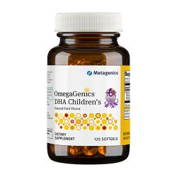 OmegaGenics DHA Children's - Support Healthy Brain Function With Omega 3