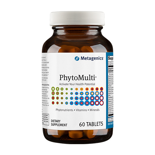 PhytoMulti - Boosts Health, Recharges, Nourishes and Defends Cells