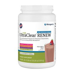 UltraClear RENEW - Nutritional Support for Metabolic Detoxification and Alkalinization