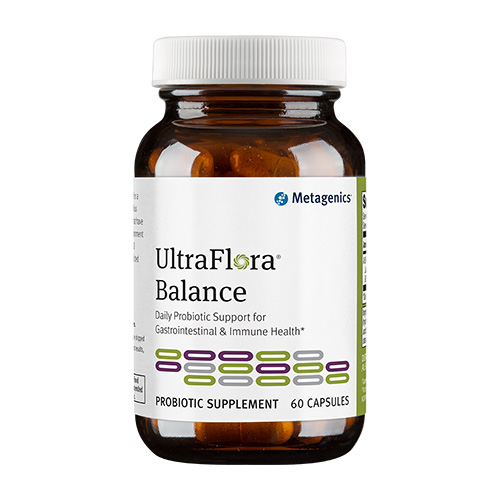UltraFlora Balance - Daily Probiotic Support for Gastrointestinal & Immune Health