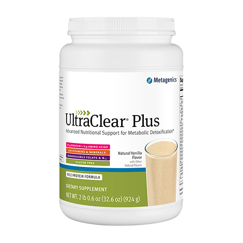 UltraClear Plus - Advanced Nutritional Support for Metabolic Detoxification