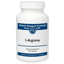 L-Arginine - Enhances Immune System & Cardiac Health