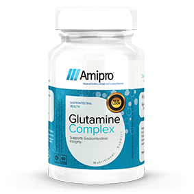 Glutamine Complex - Essential for Healthy Digestion, Immune & Liver