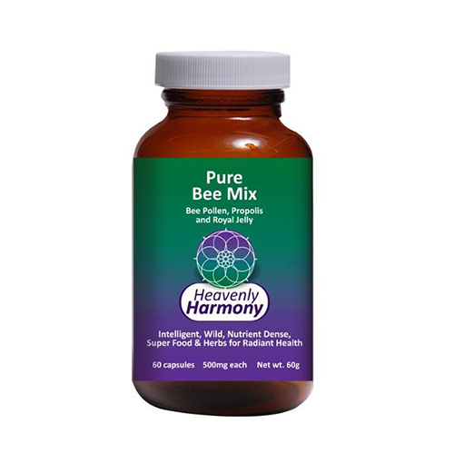 Pure Bee Mix - Nature's Best For Beauty Longevity A Healthy Immune System