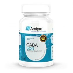 Gaba 500 - Anti-Anxiety, Stress and Insomnia - A Relaxed Body And Mind