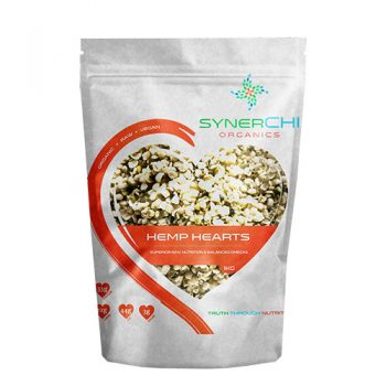 Hemp Hearts - The Superior Quality Protein And Amino Acids Supplement