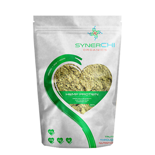 Hemp Protein - Boosts Immune System & Promotes Heart Health