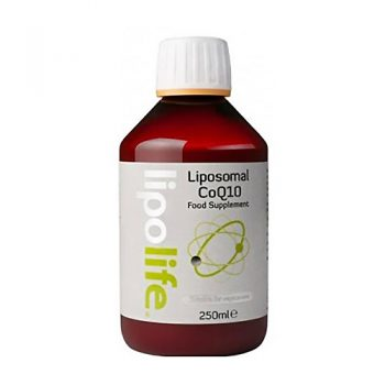 Liposomal CoQ10 - Highest Quality CoQ10 For Protection Against Cellular Damage