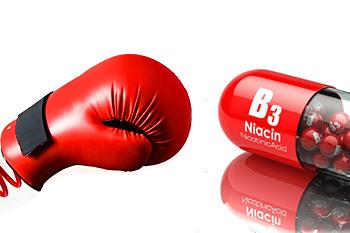 Niacin vs Nicotinamide