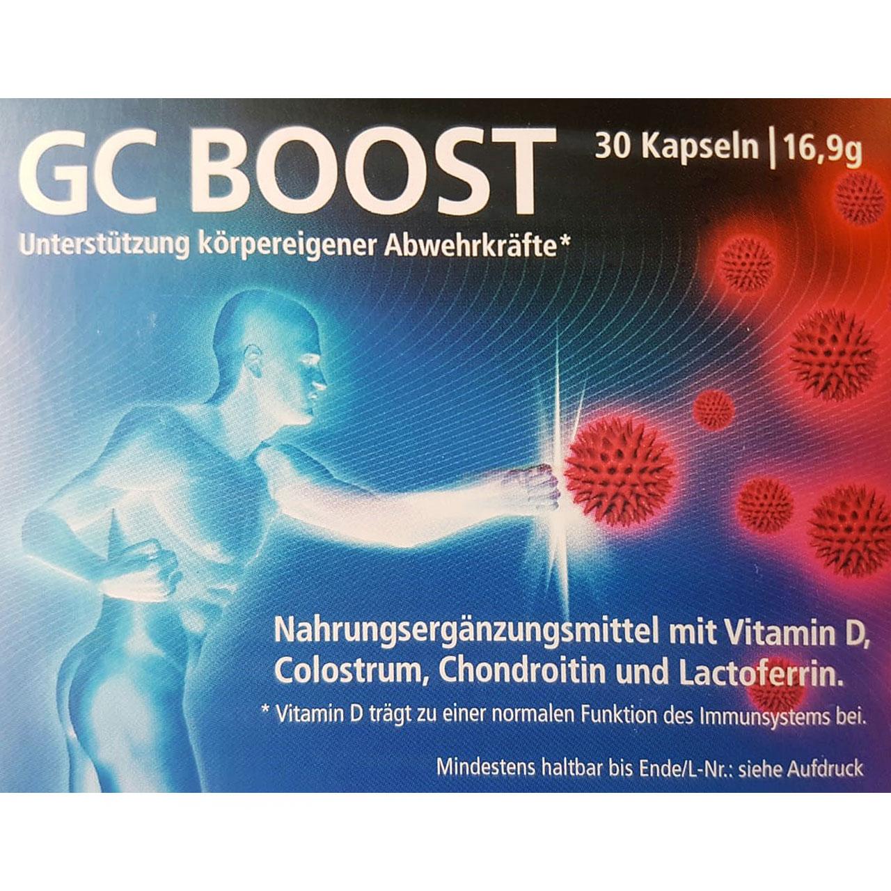 Gc Boost Immune Booster Gcmaf Dr Craige Golding