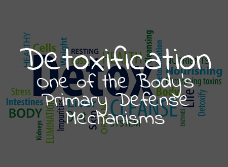 Detoxification – One of the Body's Primary Defense Mechanisms!