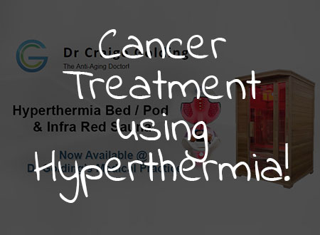 Cancer Treatment using Hyperthermia!