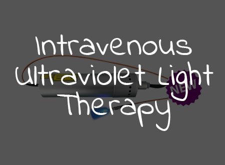 Intravenous Ultraviolet Light Therapy