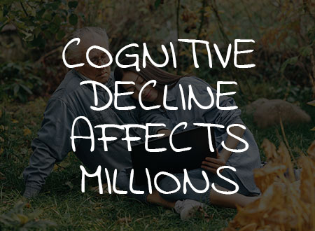 Cognitive Decline Affects Millions