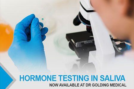 Hormone Testing in Saliva