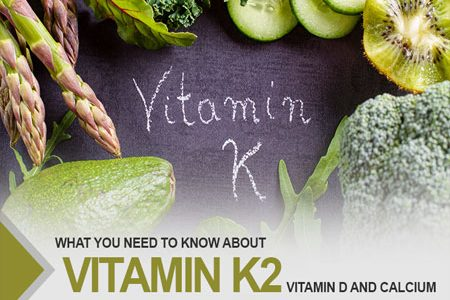 What You Need to Know About Vitamin K2, D and Calcium