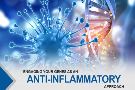 Engaging Your Genes As An Anti-Inflammatory Approach