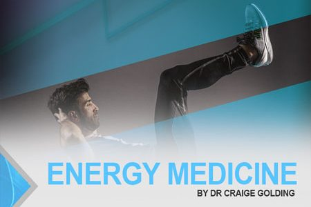 Energy Medicine By Dr Craige Golding